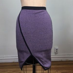NWT Cotton Knit Skirt